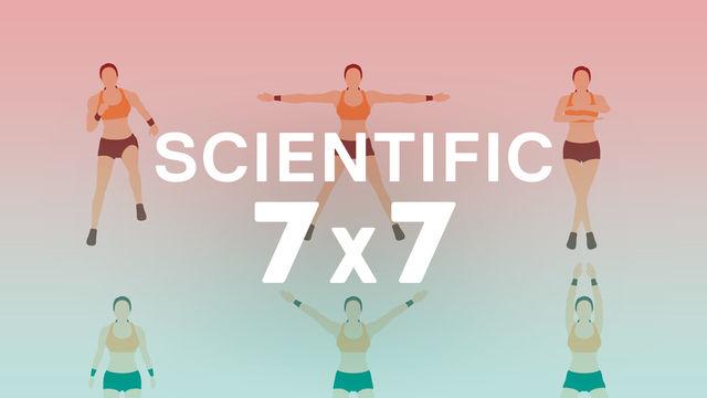 Scientific 7x7
