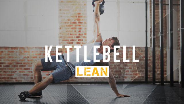 Kettlebell: Lean