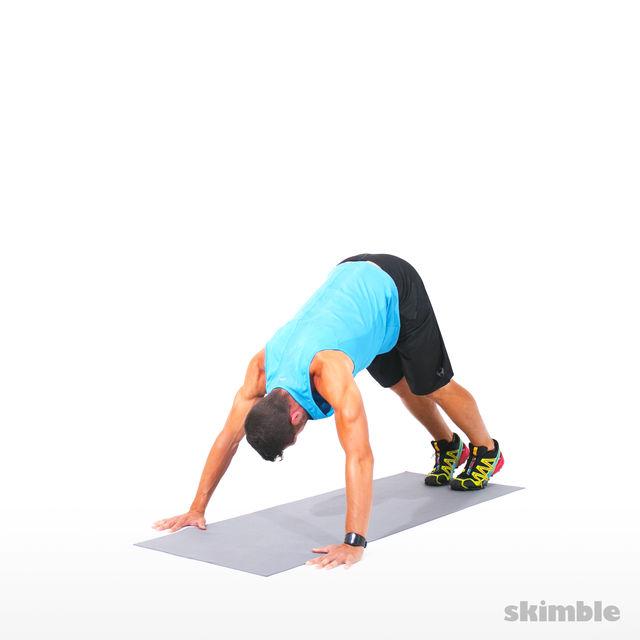 Bodyweight Shoulder Routine by Rozcan