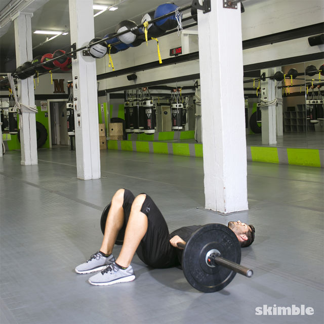 Iu0027m Back   Trainer Workout By Simon Cowley   Workout Trainer By Skimble