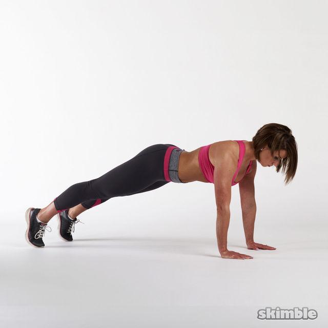 2 Min Full Plank Challenge