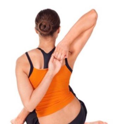How to Do the Pretzel Stretch How to Do the Pretzel Stretch new images