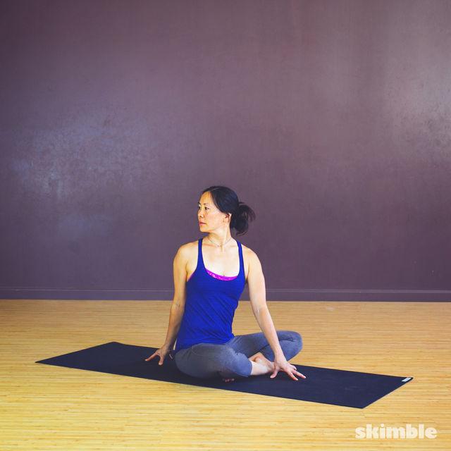 Yoga for Correct Posture 8