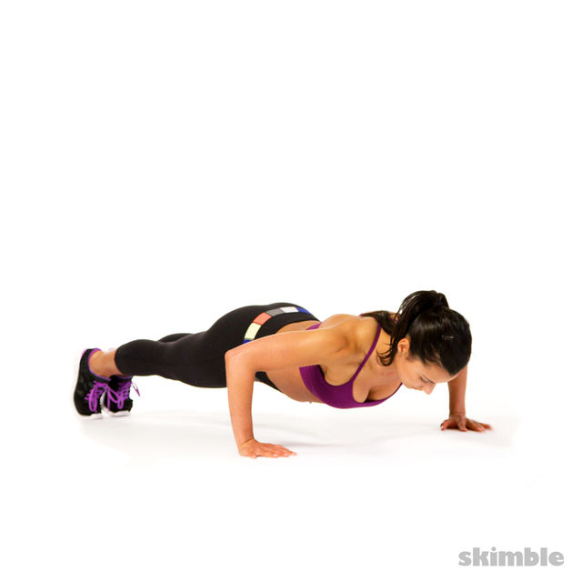Body Weight Tabata
