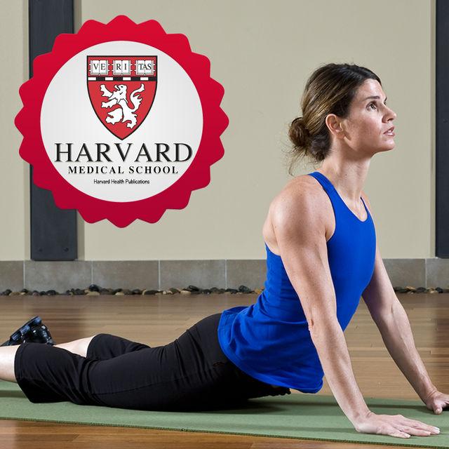 Harvard Health Cool Down