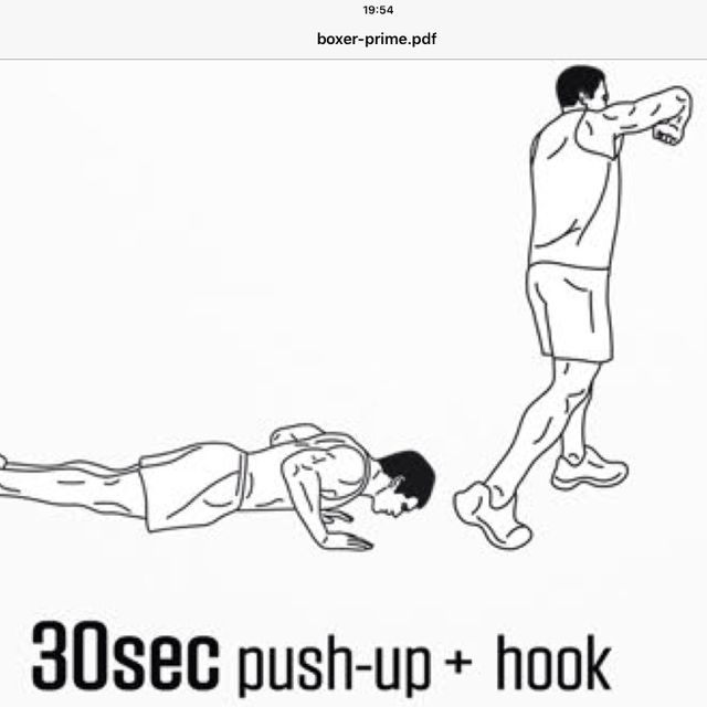 hook up exercise