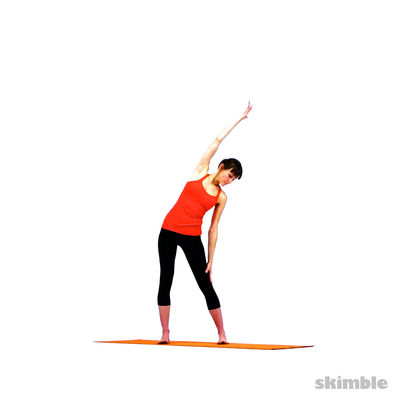 Simple Back & Hip Stretches