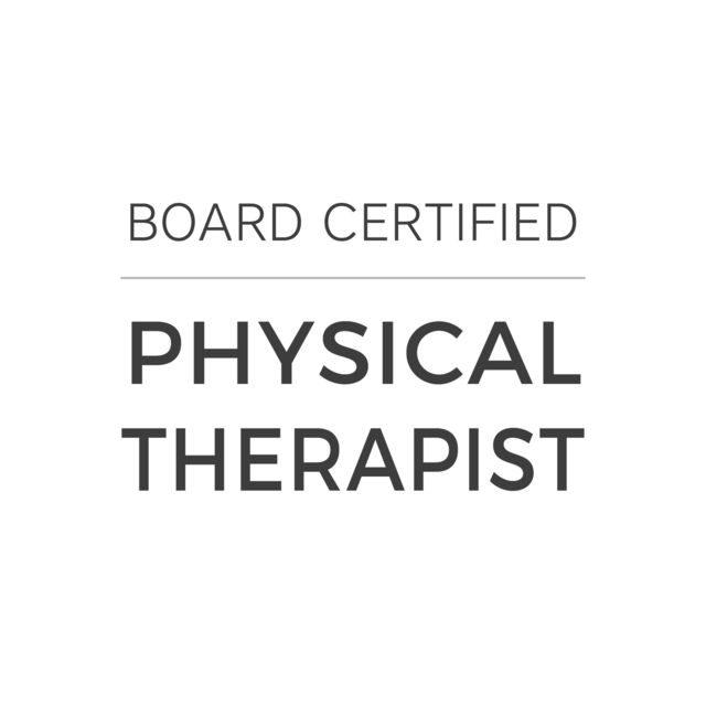 Board Certified Physical Therapy License Bcpt Fitness