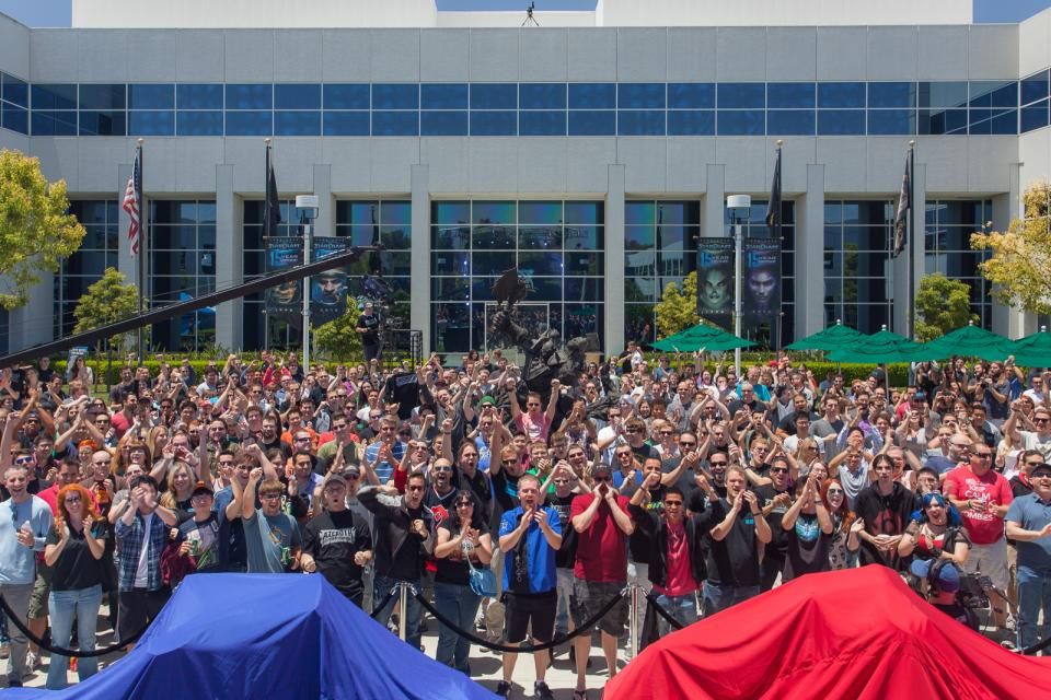 Activision Blizzard Employee Photo