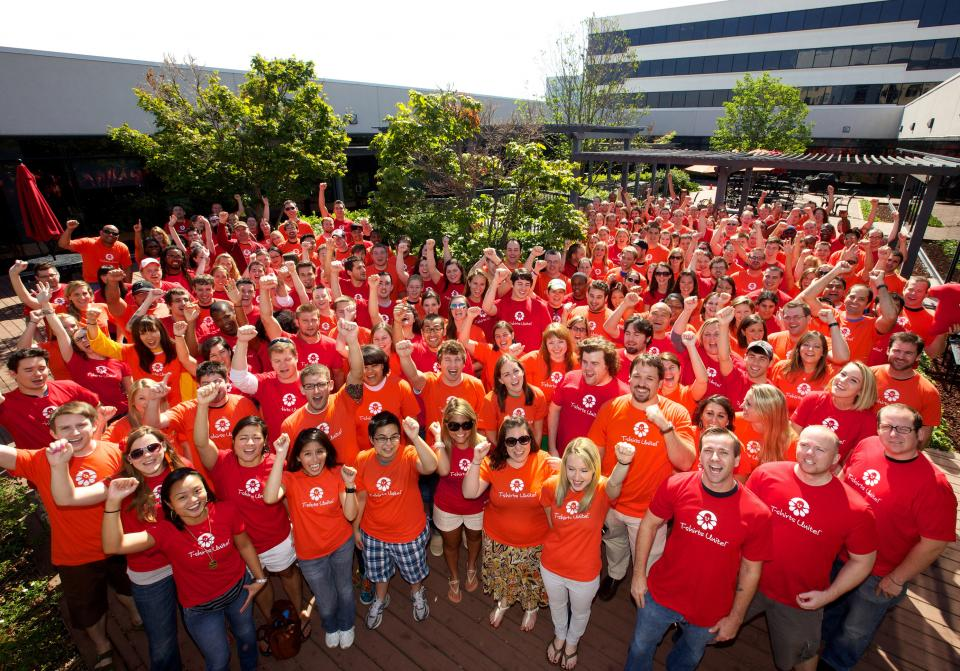 CustomInk Employee Photo