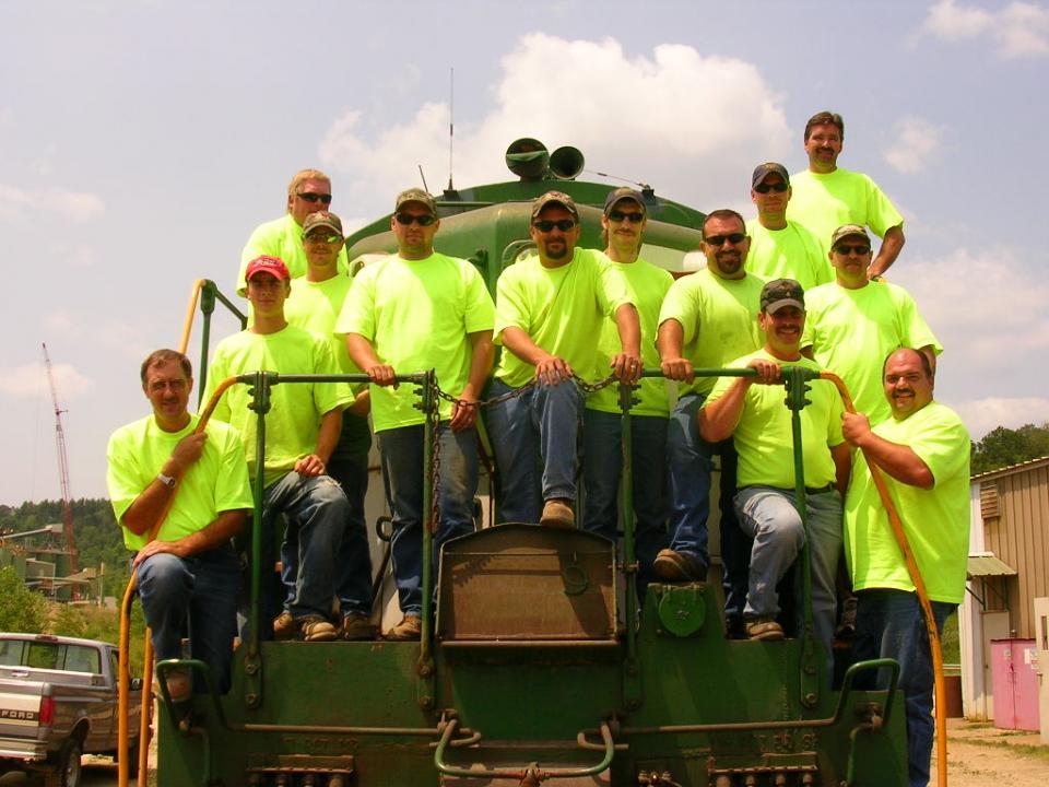 Badger Mining employees