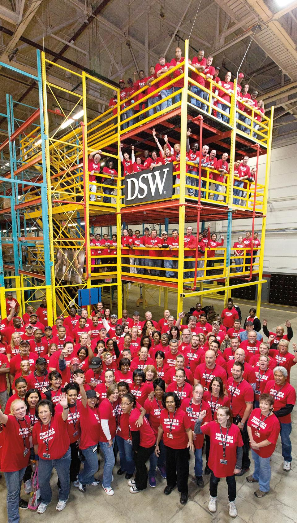 Dsw - The Customer Is Always First And We Want Them To Feel Like The People That Work At Dsw Are Shoe Lovers And We Know Who They Are As Fellow Shoe Lovers
