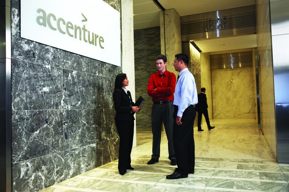 Accenture Employee Photo