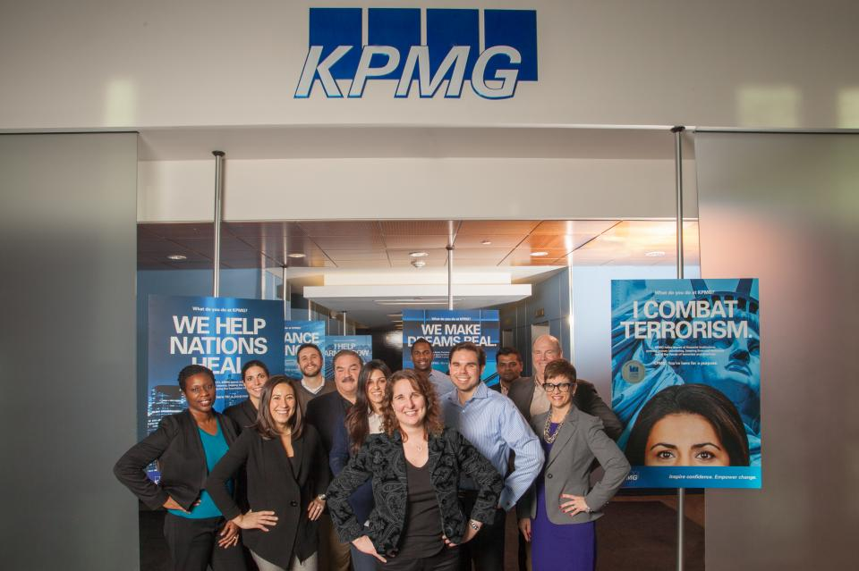 KPMG LLP Employee Photo