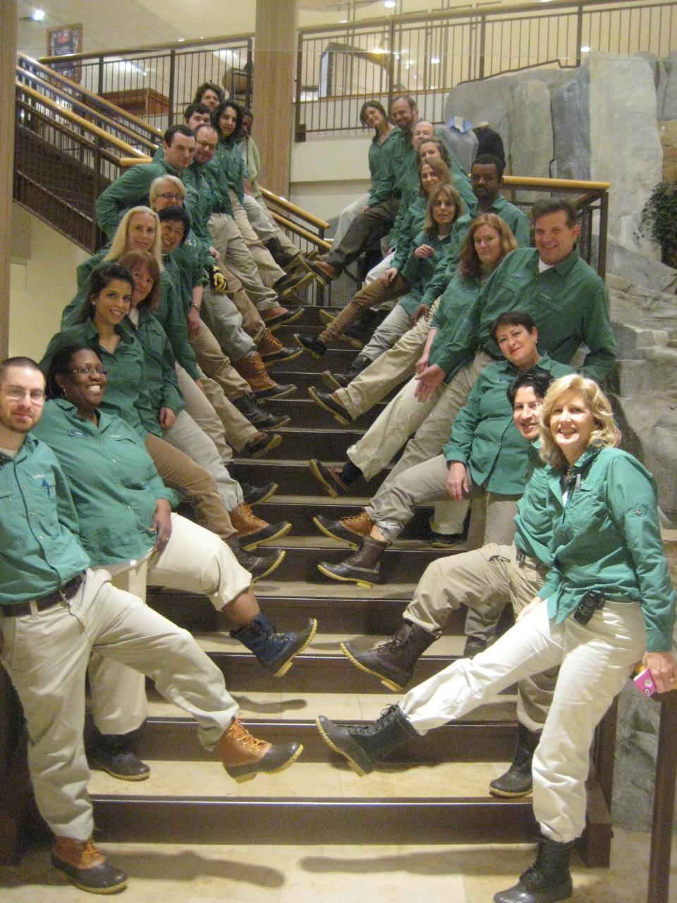 L.L.Bean Employee Photo
