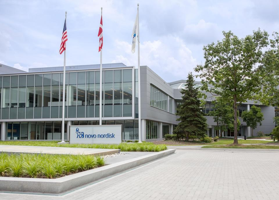 Novo Nordisk Inc Employee Photo