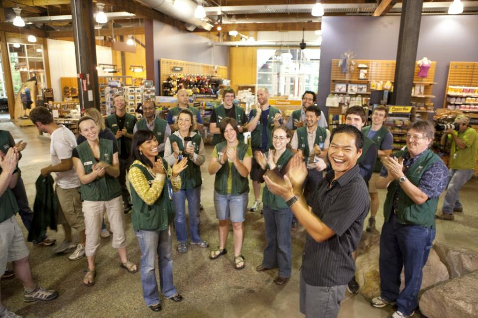 Recreational Equipment Inc (REI) Employee Photo