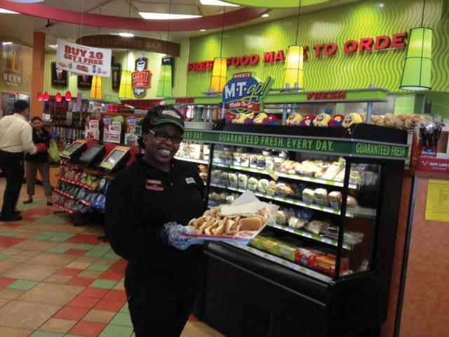 Sheetz Inc Employee Photo