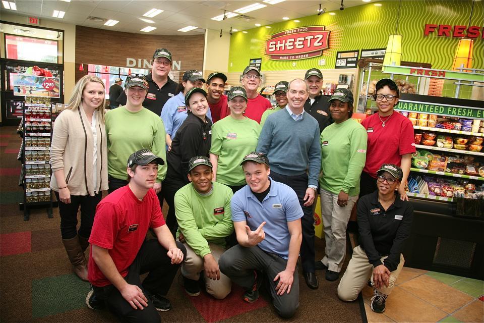 Sheetz employees