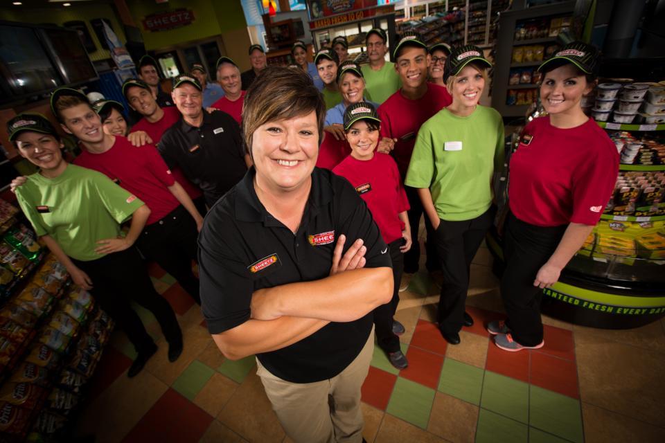 Wegmans bakery employee