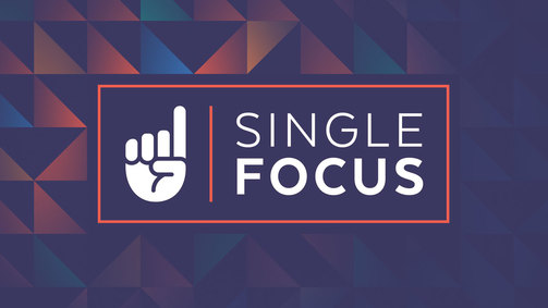 Single focus web