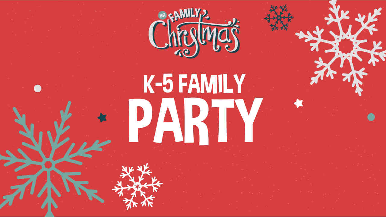 Family christmas k 5 party