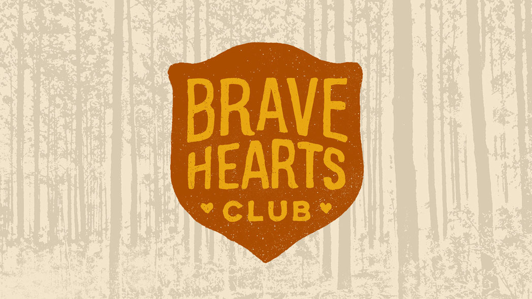 Brave hearts club web