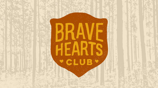 Brave hearts club web
