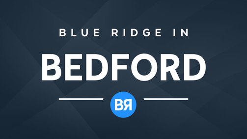 Blue ridge in bedford