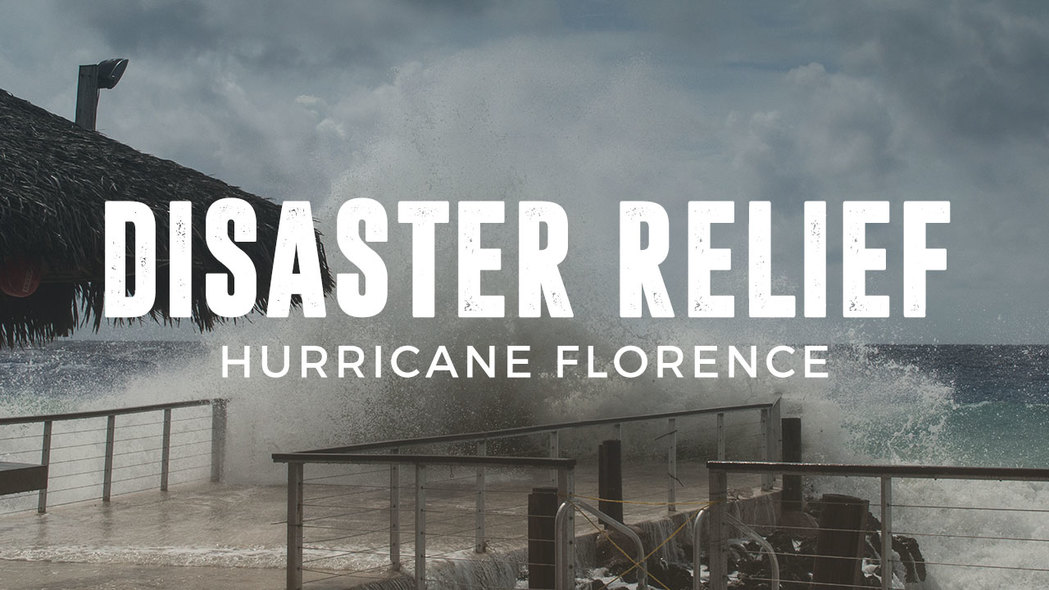 Disaster relief web florence