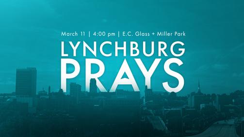 City reach lynchburg prays