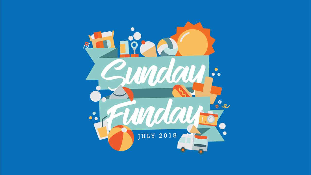 Sunday funday web