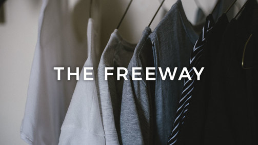 The freeway