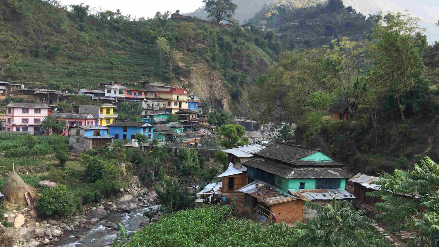 Notes from nepal