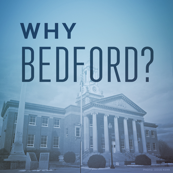 Why bedford  square
