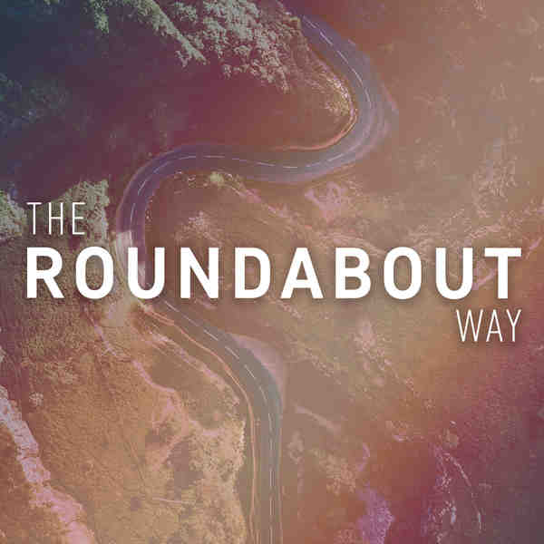 Roundabout way web square