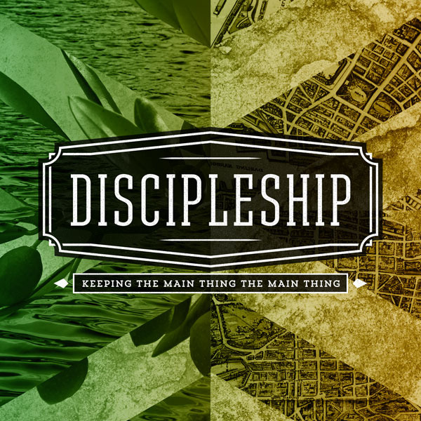 Discipleship messages web