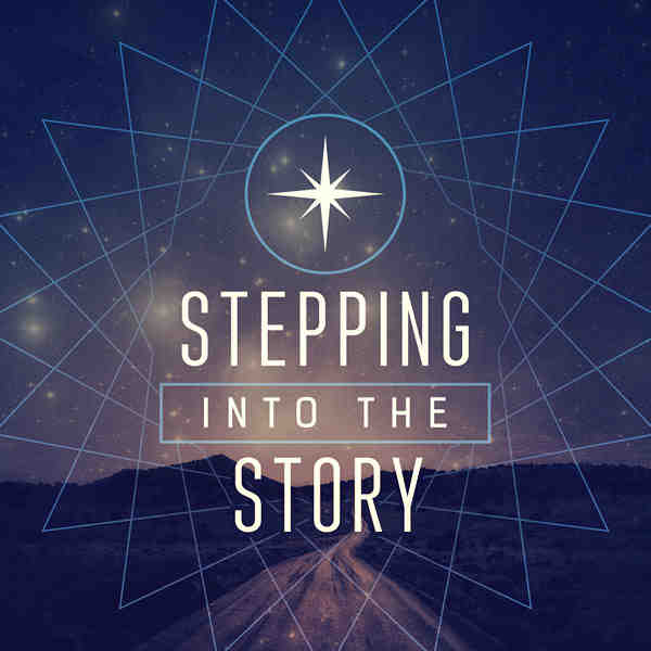 Stepping into the story 600