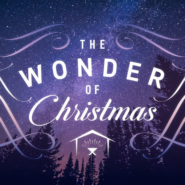 The wonder of christmas square