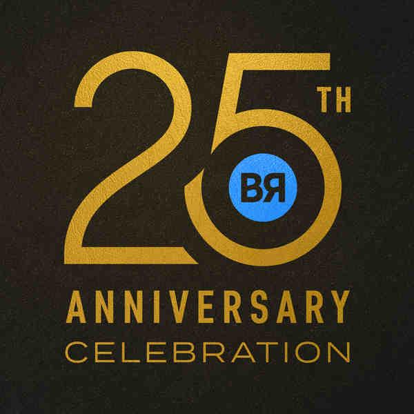 25 anniversary celebration square