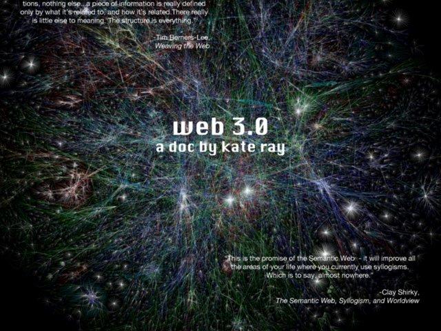 Web 3.0 - The Semantic Web | Web on GOOD