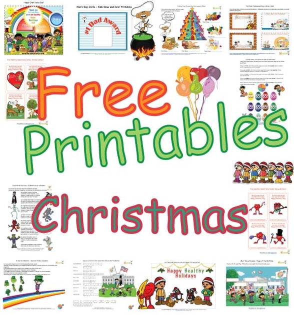 Free Holiday Printables For Kids Holiday Coloring Pages Christmas