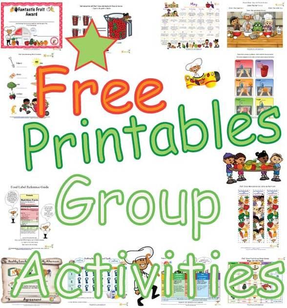 Kids Healthy Kids Fun Classroom And Home Activities Teaching