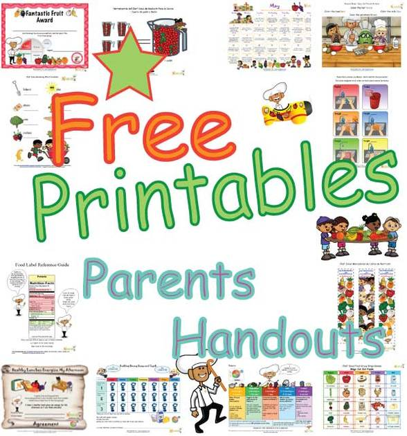 picture about Free Printable Patient Education Handouts named Mother and father Handouts