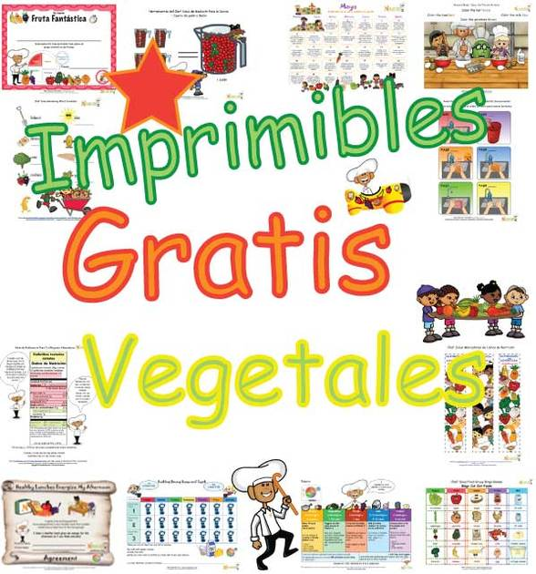 Grupo Alimenticio de Los Vegetales- Verduras Saludables- Alimentos ...