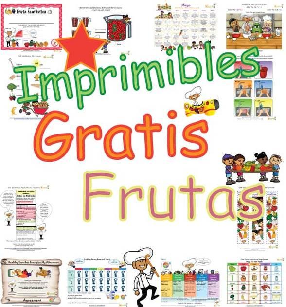 Grupo Alimenticio de Las Frutas- Alimentos Saludables Coloridos de ...