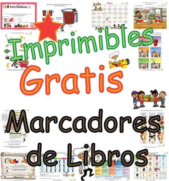Marcadores de Libros Divertidos Para Niños - Marcadores de Libros ...