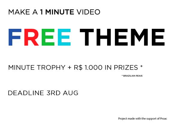 Free Theme - July 2014
