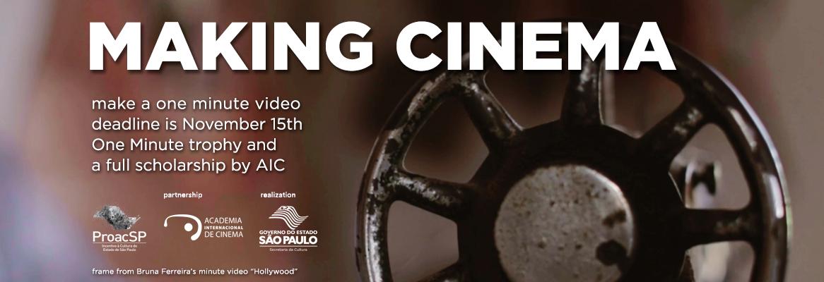 Making Cinema