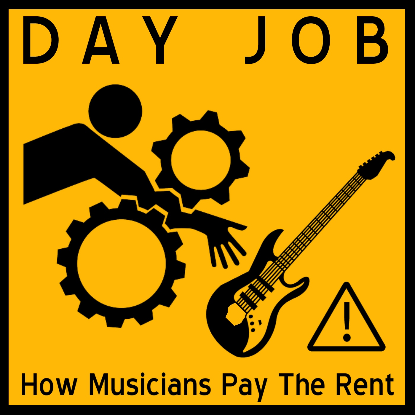 Superior Day Job Logo (day_job_alt1_1400x1400) In Day Job